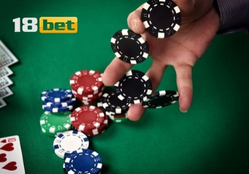 18Bet Casino Games & Software Providers