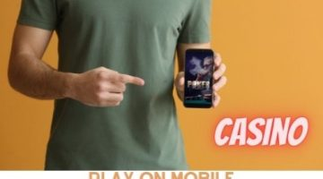 5 Best Online Casino Games to Play on Mobile Phones