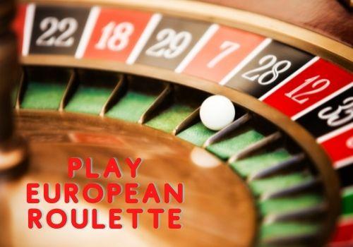 Play European Roulette - Simple Online Roulette Strategies