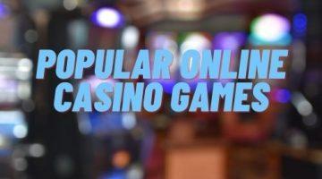 Top 5 Most Popular Online Casino Games for Beginners